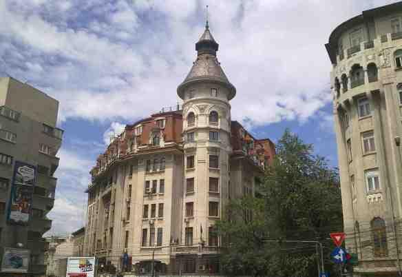 Edificio-Bucarest